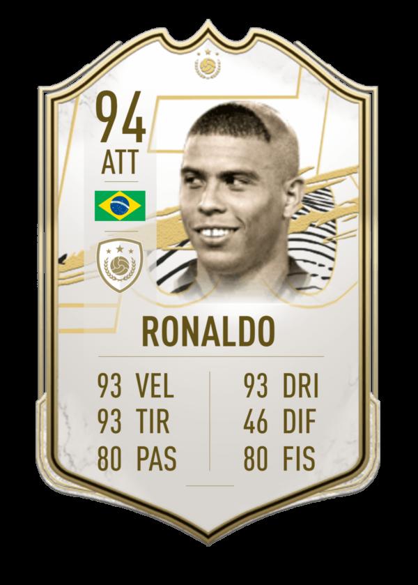 Ronaldo FUT 21 Icon Prime
