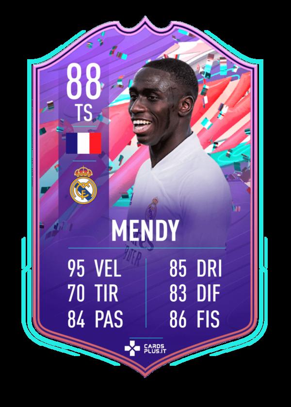 FIFA 21: Mendy Ferland FUT Birthday